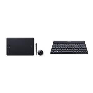 Wacom Pth-660-S tavoletta grafica più tastiera